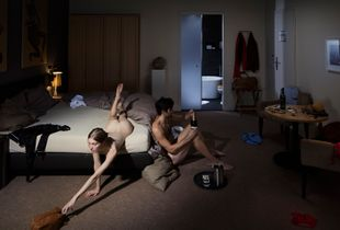 Hotel Room scene 2