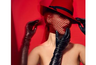 The World of Hats. Red I