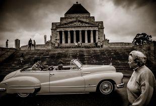 Melbourne celebrates ANZAC day