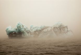 Iceberg VI, Jökulsárlón lake, Iceland © Gina Glover