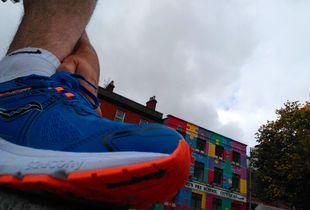 Running in Dublin 2