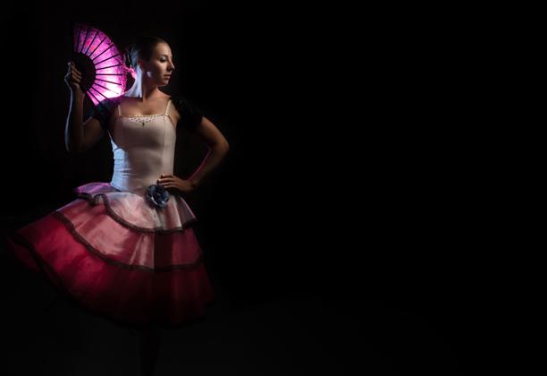 Spanish Dancer