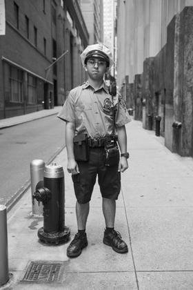Wall Street cop