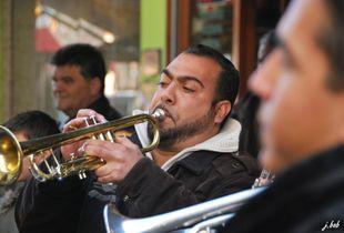 Street musicians 1