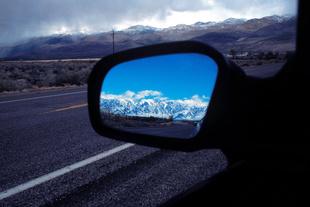 1-The Road Itself-Sierra Nevada