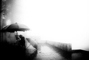 within fog - Sa Pa