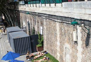 Paris' Summer Somehow