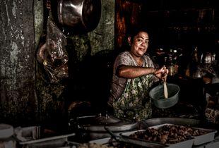 Khlong Toey Slums Village Chef