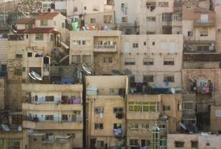 East Jerusalem buildings