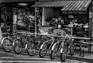 Bikers Coffee Shop