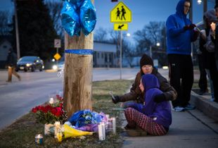 Vigil for Antonio