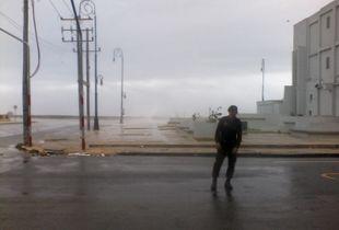 Custodio de Irma. (Huracán)