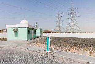 Petrol station, Sharjah