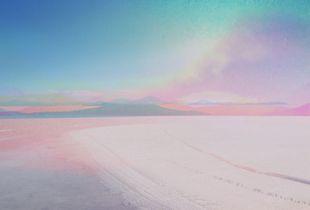 """Traumpark (Series: """"Colors of Salt)"""