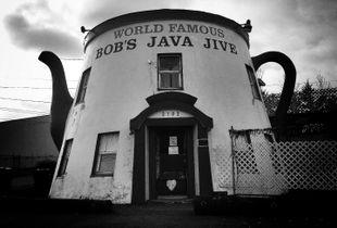 """""""Bob's Java Jive"""", Tacoma, Washington, 2013"""