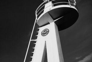 Lifeguard Tower, Moraira, Spain