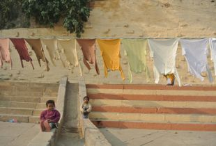Colours of Ghat