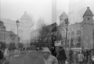Imperfezioni analogiche Parigine