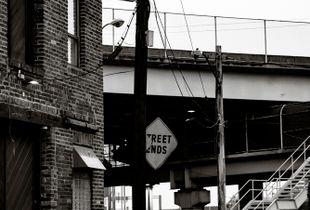 Street Ends, #9149, 4-19-17