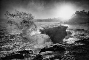 The Angry Sea