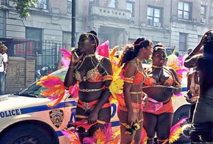 West Indian Parade, NYC