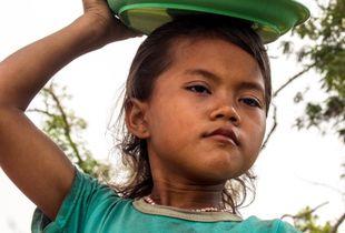 Working Children,  Cambodia