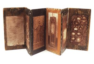 Death Diviner's Book