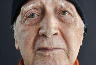 Karl Otto, at age 102