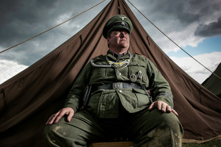 John, WW2 German Military Policeman,