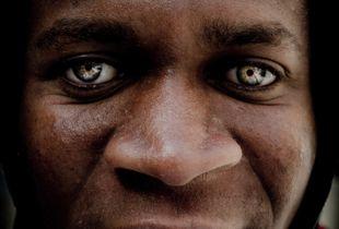 Dauda (From 'A portrait of Africa in Sardinia')