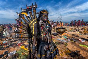 Gods on Earth  - Kali