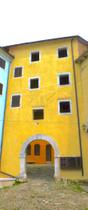 Oprtalj, Istria - Croatia: The Facade