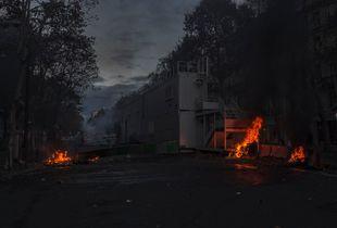 The Gilet Jaune - Paris Riots
