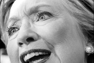 HRC 2016 Presidential Campaign_HRC Portrait_West Palm Beach, Florida