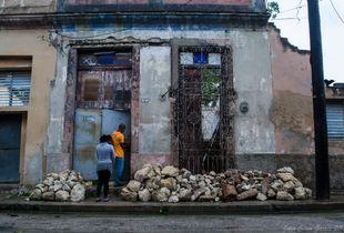 Serie: La Matanzas del Huracán Irma
