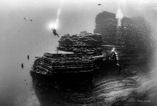 Divers at the Boiler