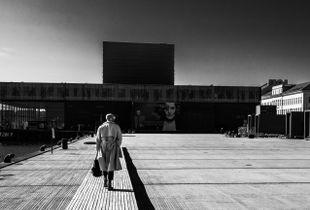 Twelve Hours in Copenhagen 5 - The Man in the Tan Coat