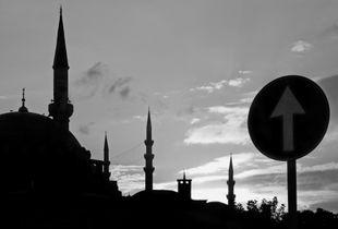 Minarets © Nrupen Madhvani