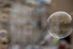 Krakow in a Bubble