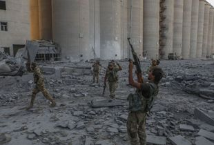 Syria, No Exit