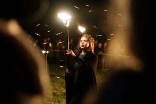 Samhain at Glastonbury IV