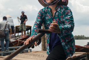 Tips in Mekong River
