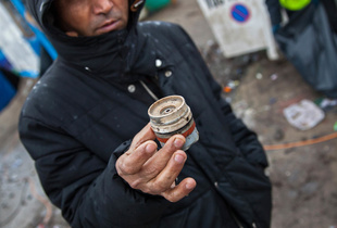 Teargas cannister