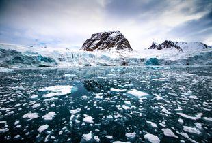 Smeerenburg Glacier