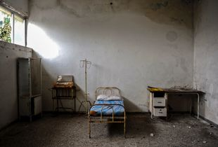 Red Cross Hospital Desolation  9