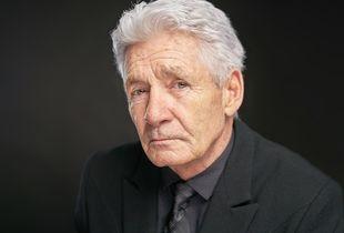 Portrait of Albert Leslie