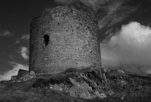Dolbadarn Tower, Northwest Wales