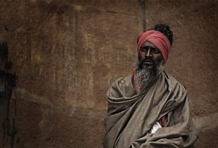 Faces of the Ganges 1