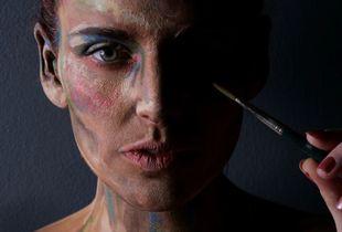 Unfinished portrait 1