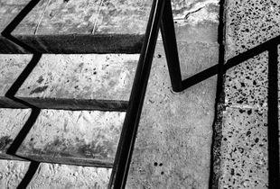 sandy steps